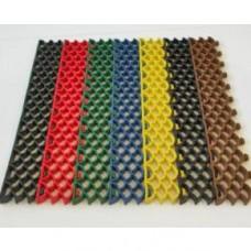 Модульное грязезащитное покрытие «Чистопласт» (высота 10 мм) 1 кв.м