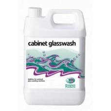Средство для мытья, удаления жирных и других загрязнений со стеклянной посуды Cabinet glasswash 5л.