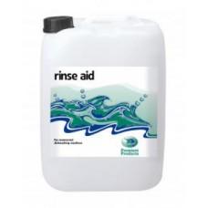 Ополаскивающая добавка для использования в посудомоечных машинах Rinse Aid 20л.