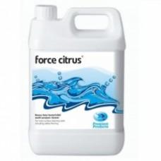 Сильнодействующий очиститель и обезжириватель Force Citrus 5л.