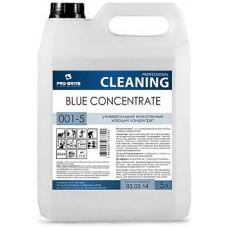 Универсальный низкопенный моющий концентрат Blue Concentrate 5л.