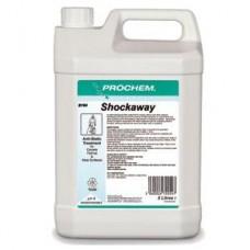 Средство на водной основе для антистатической обработки ковров, тканей и других поверхностей Shockaway 5л.