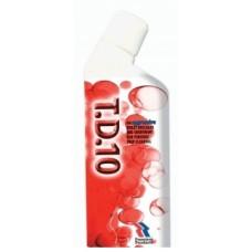 Агрессивный кислотный очиститель T.D. 10