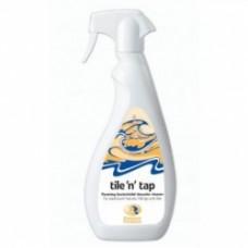 Пенный спрей-очиститель эффективный уход за ванной комнатой Tile'n'Tap