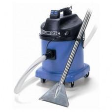 Моющий пылесос для мытья ковровых покрытий, мягкой мебели, твердых поверхностей, сбора воды, с возможностью использовать для сухой уборки различных поверхностей CTD570-2