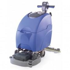 Дисковая поломоечная машина для уборки различных твердых покрытий средней площади на аккумуляторных батареях емкостью 100 А/ч. Twintec - TTB4552S/100S