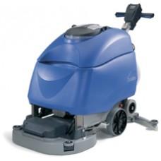 Дисковая поломоечная машина для уборки различных твердых покрытий на аккумуляторных батареях емкостью 100 А/ч. Twintec - TTB6652S/100S
