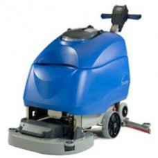 Дисковая поломоечная машина для уборки различных твердых покрытий на аккумуляторных батареях емкостью 200 А/ч. Twintec - TTB6652/200S