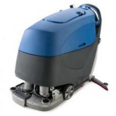 Инновационная батарейная поломоечная машина с приводом на колеса Twintec TTV5565