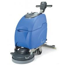 Поломоечная машина для ежедневного мытья различных твердых покрытий на аккумуляторных батареях Twintec - TTB3450S