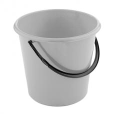 Ведро пластиковое бытовое 12 литров