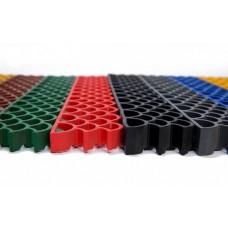 Модульное грязезащитное покрытие «Чистопласт»( высота 14 мм) 1 кв.м