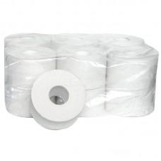 Туалетная бумага однослойная 190 м (эконом)