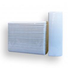Полотенца листовые Z-сложения 2-слойные (150 листов, плотность 34г/кв.м.)
